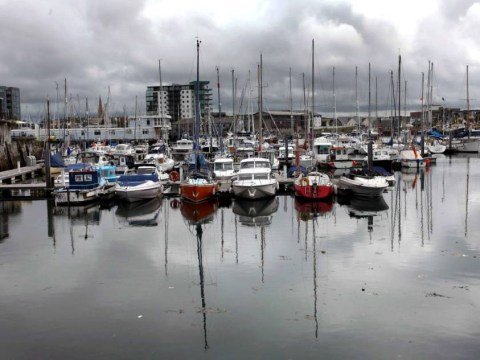 Bike thief drowns in harbour while trying to escape from police