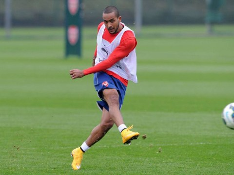 Theo Walcott could play two games in two days as he closes in on Arsenal return