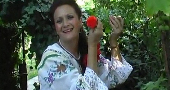 """Pic shows: OAP singer Elena Milea confessed that she was still a virgin and announced she was ready for change and looking for a lover.nnA TV channel was flooded with calls from randy pensioners men after a popular OAP folk singer confessed on live TV that she was still a virgin - and then announced she was ready for change and looking for a lover.nnTraditional singer Elena Milea, 60, loved by millions in her home country Romania for her jaunty folk tunes and traditional clothes, stunned viewers when she admitted that although she¿d been successful in her career, she had failed in love.nnTaking on TV programme VIP Agent in the Romanian capital Bucharest, she said: """"I never had sexual relations because I didn¿t want to.nn""""I¿ve seen too many unhappy married women and I did not want to end up like them.nn""""There were boys who wooed me but I didn¿t want them because I did not feel the need.""""nnBut then the brunette said said was ready to take the plunge and was looking for a special someone: """"I want a man that isn¿t fat and I wouldn¿t want him to be jealous either, because I¿ve seen jealousy in my sisters¿ families.nn""""The man has to have faith in God, care for me, and not be a liar or a phony.nn""""Is it too much to ask for?""""nnA spokesman for the TV channel said: """"When she came out with that the switchboard for the telephones just lit up.nn""""We spent hours telling people we couldn¿t give them her phone number and explaining that we weren¿t a dating agency.""""nn(ends)nnn"""
