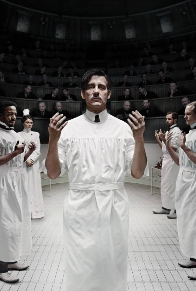 The Knick, Clive Owen, HBO
