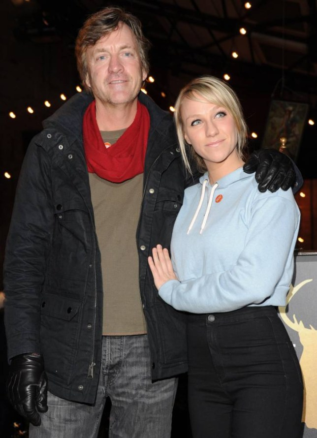 LONDON, UNITED KINGDOM - FEBRUARY 04: Richard Madeley and Chloe Madeley attend Centrepoint's ultimate pub quiz at Village Underground on February 4, 2014 in London, England. (Photo by Stuart C. Wilson/Getty Images)