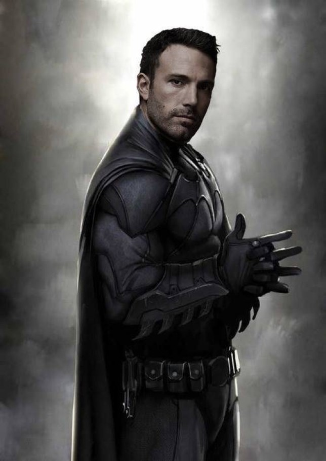 Ben Affleck- Warner Brothers