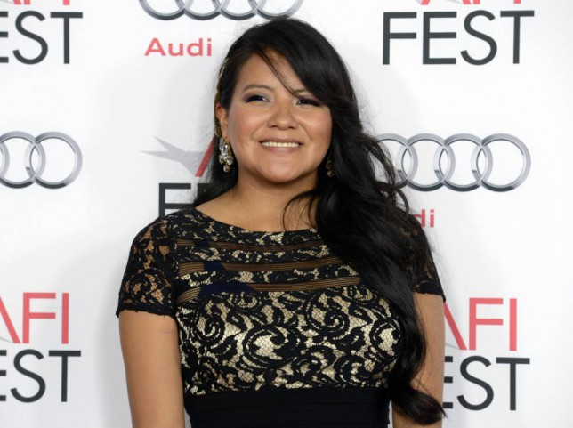 "Cast member Misty Upham attends a screening of the film ""August: Osage County"" during AFI Fest 2013 in Los Angeles in this file photo taken November 8, 2013. A body believed to be that of the missing actress has been found in the Seattle area, according to local news reports October 16, 2014.  REUTERS/Phil McCarten/Files  (UNITED STATES - Tags: ENTERTAINMENT OBITUARY)"