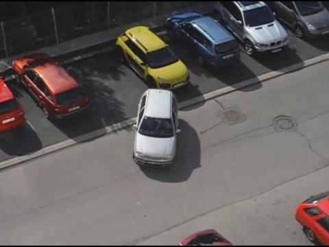 Is this the worst bit of parking ever?