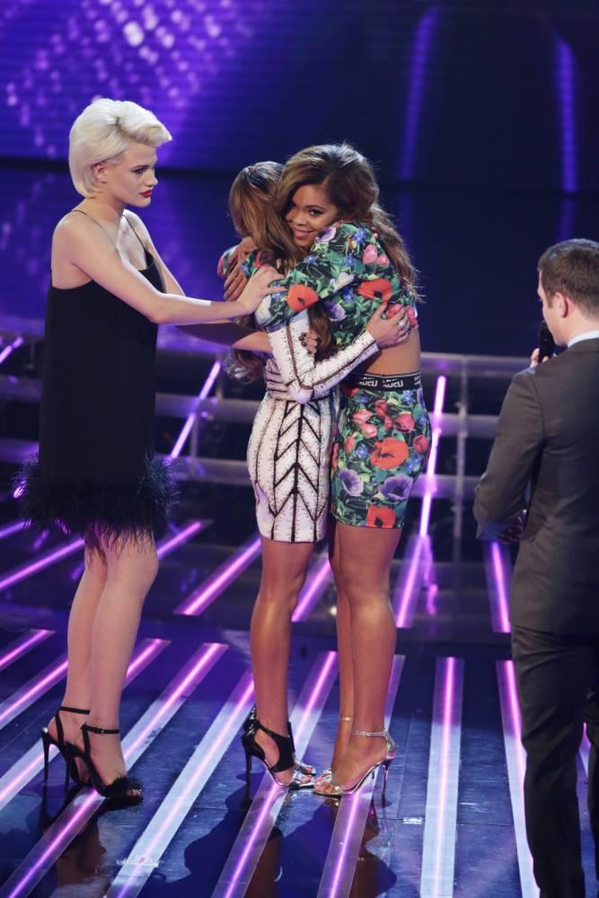 The X Factor 2014: Stephanie Nala and Chloe Jasmin