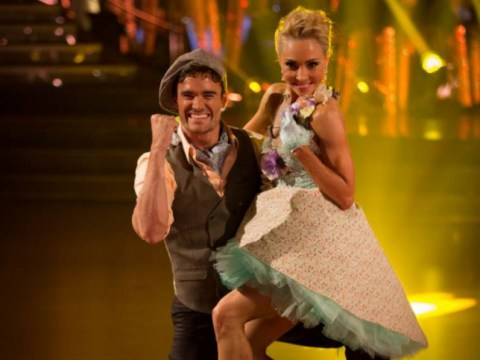 Thom Evans confirmed for Strictly Come Dancing's 2015 tour – and Zoe Ball's hosting