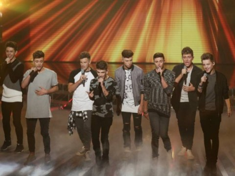 The X Factor 2014: Simon Cowell berates Louis Walsh over Stereo Kicks 'cull'