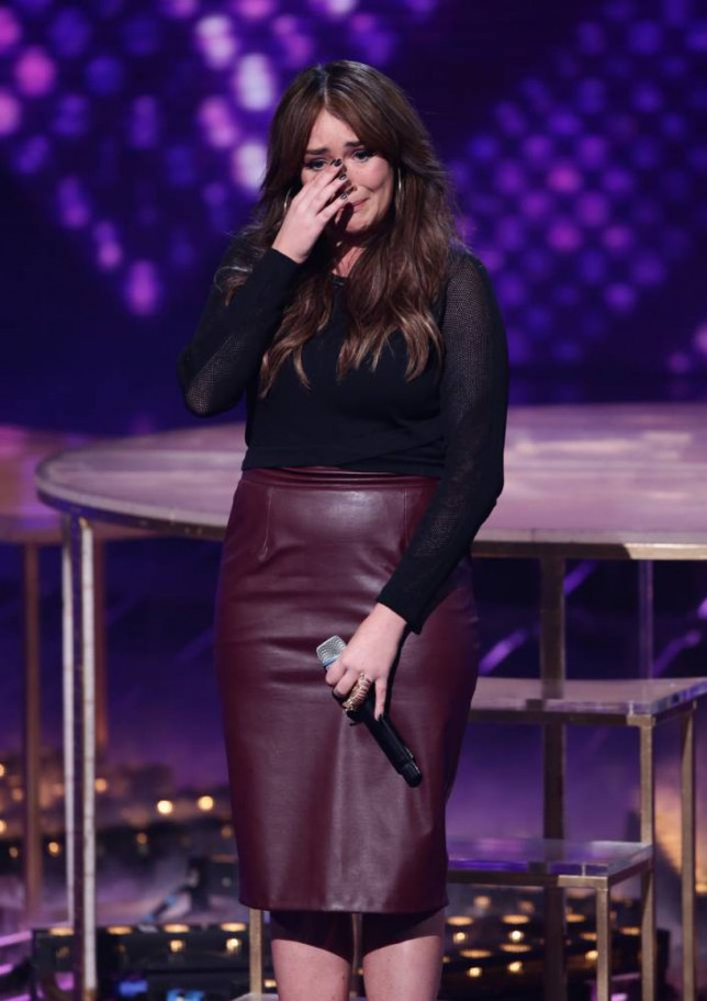 Lola Saunders, The X Factor 2014, X Factor live shows