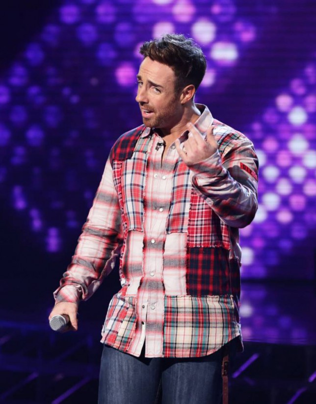 Stevi Ritchie, The X Factor 2014,
