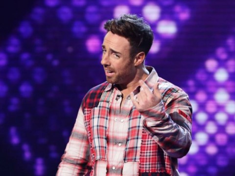 X Factor 2014: Stevi Ritchie's mic records him blabbing about night with Chloe Jasmine