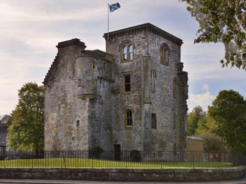 Live like a king in Scotland for the cost of a one-bedroom flat in London