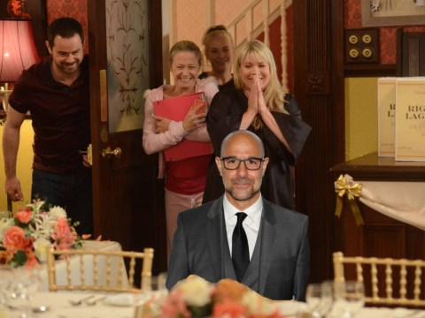 Stanley Tucci drops biggest hint yet over impending EastEnders role