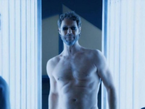 Could Howard Donald BE any more naked in Take That's new video?