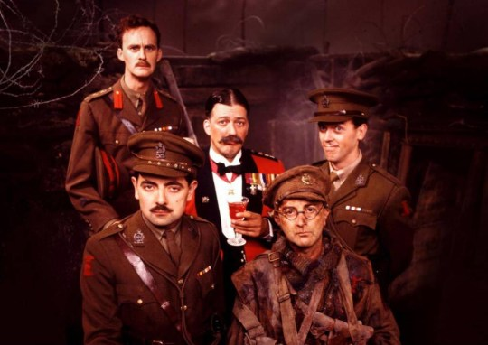 Television Programme: Blackadder Goes Forth with Rowan Atkinson. 12073_4_full.jpg