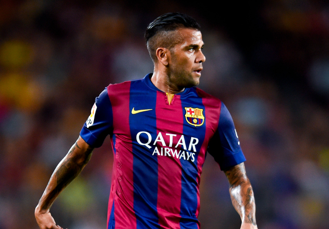 Manchester United have already agreed transfer deal for Barcelona star Dani Alves