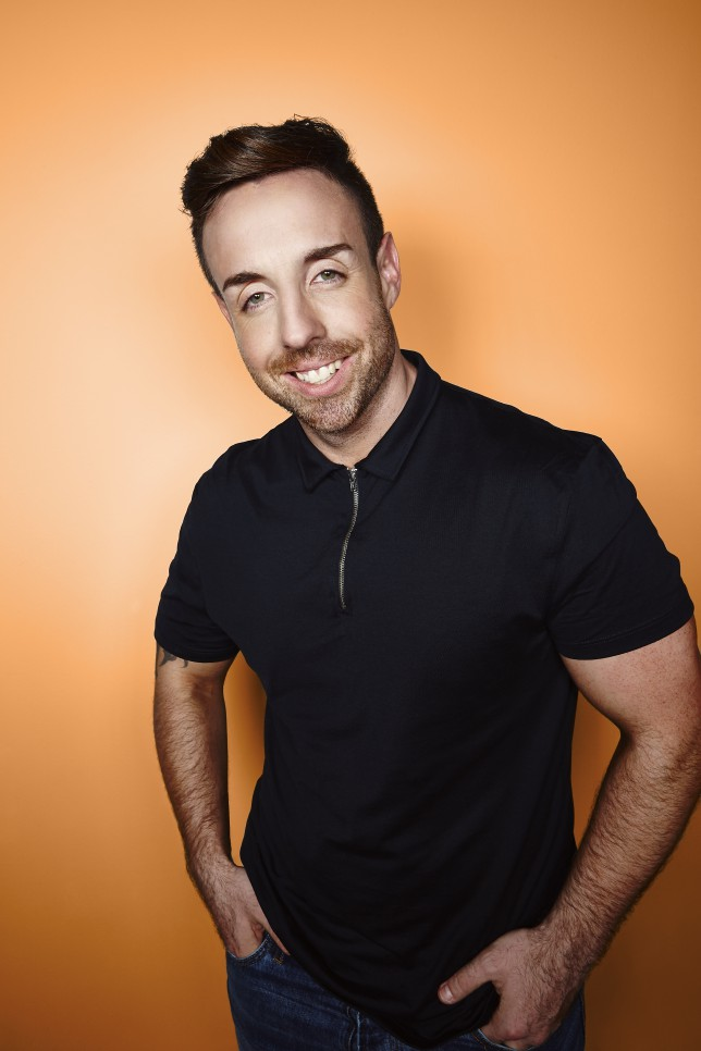 wildcard, Stevi Ritchie - The X Factor 2014 (Picture: Thames/Syco)