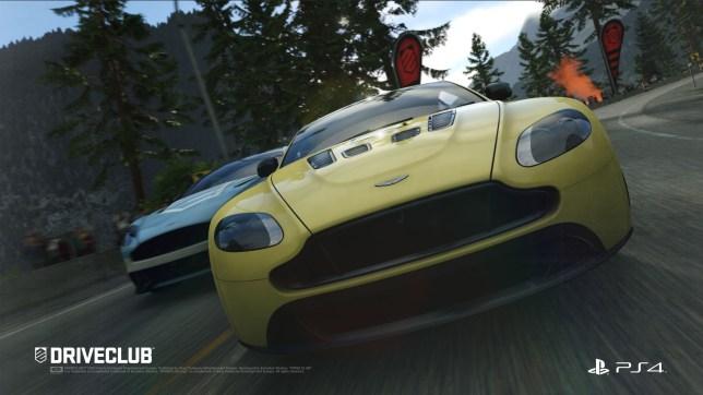 Driveclub (PS4) - the prettiest next gen game so far?