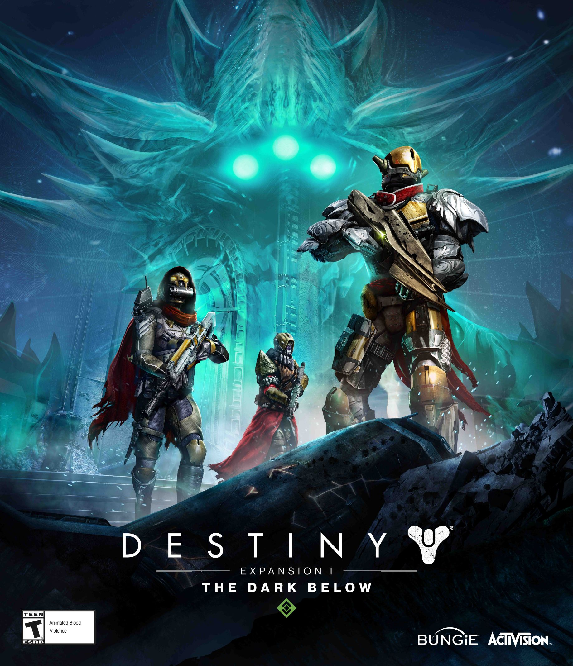 Destiny: The Dark Below sort-of review – below standard