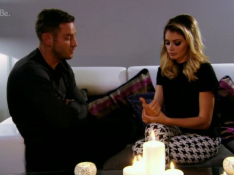 TOWIE's Chloe Sims and Elliott Wright turn to psychic for relationship advice