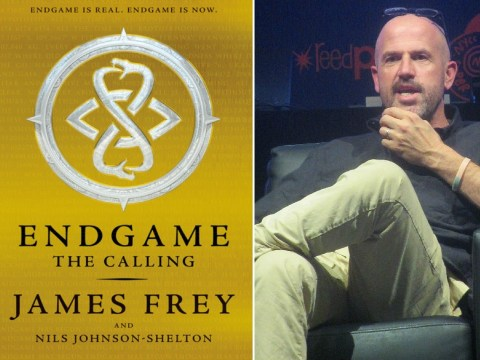 Can you break the $3million codes this author has created in his books?