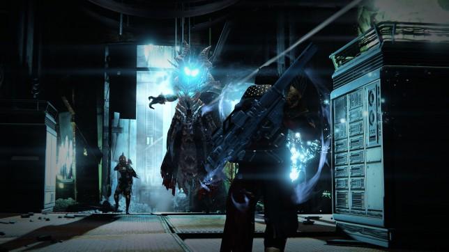 Destiny: The Dark Below - new enemies but not new planets