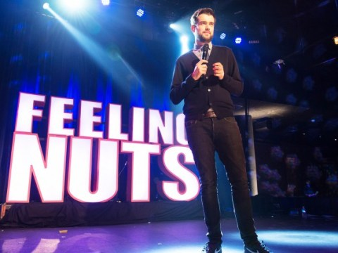 Comedian Jack Whitehall reveals testicular cancer scare live on Channel 4