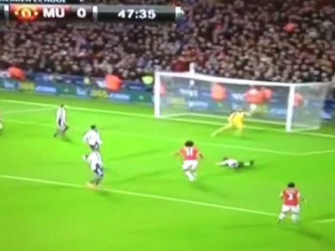 Marouane Fellaini makes West Bromwich Albion Twitter account eat their words with incredible equaliser for Manchester United