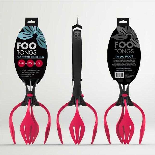 Foodtongs 3