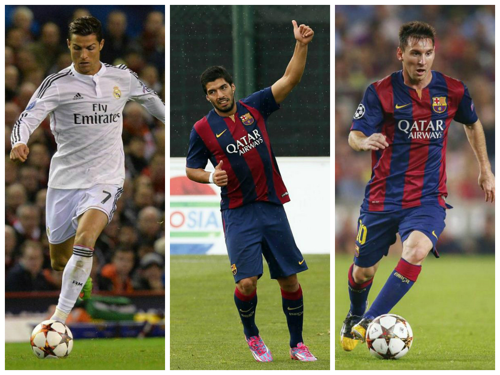 Real Madrid v Barcelona: Our combined El Clasico XI based on market value
