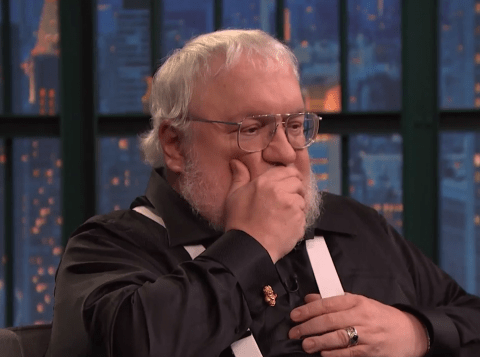 Sad Game Of Thrones news: George RR Martin doesn't know the people of Westeros as well as we'd hoped