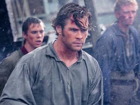 Chris Hemsworth gets a soaking in trailer for In The Heart Of The Sea
