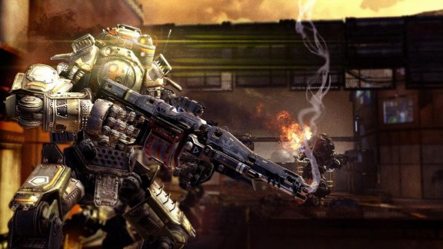Titanfall - not about to take E3 by storm