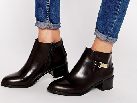 14 pairs of amazing AW14 ankle boots all under £50
