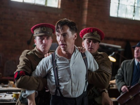 6 reasons Benedict Cumberbatch MUST win an Oscar for The Imitation Game