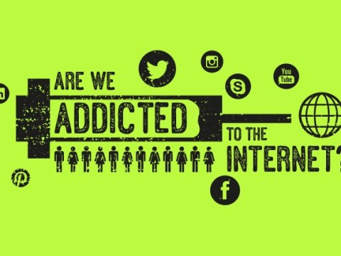 Facebook, Twitter and Google: Are we all addicted to the internet?