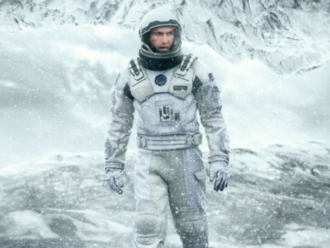 Interstellar: watch all the action from the red carpet as Matthew McConaughey attends the European premiere