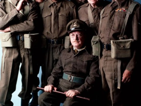 Don't panic! There's a Dad's Army movie on the way and the cast is amazing