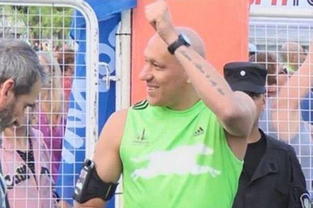 Jonas Gutierrez completes Buenos Aires marathon despite cancer battle