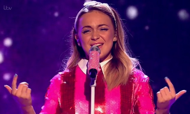 The X Factor 2014: It's official, Lauren Platt's going out with One Direction's Niall Horan