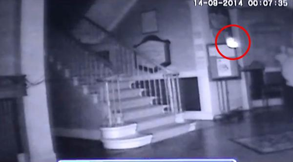Does this eerie video show the ghost of Liverpool's Lord Mayor?