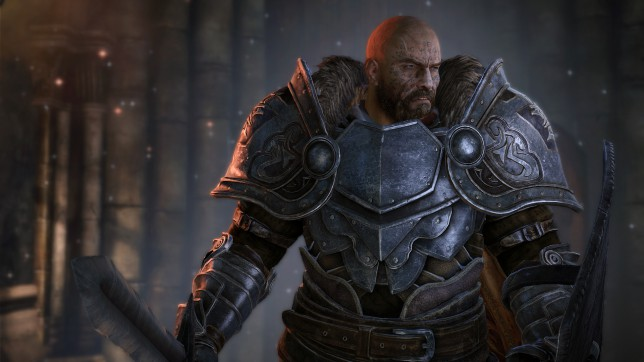 Lords Of The Fallen (PS4) - obvious inspiration