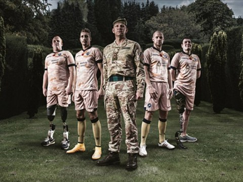 Millwall to mark 100th anniversary of World War One by wearing special kit against Brentford