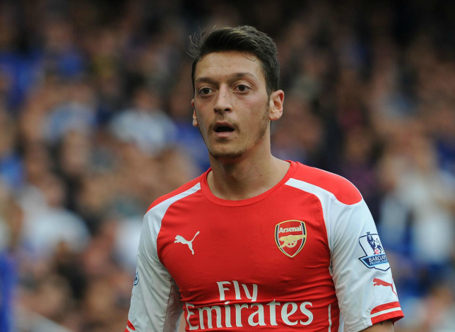 Mesut Ozil could leave Arsenal next summer (Picture:Getty)