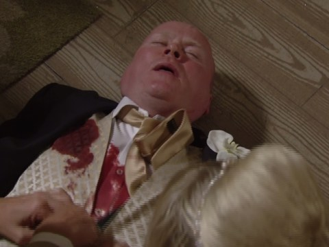 EastEnders: Phil gets shot. Again. And no one really cares