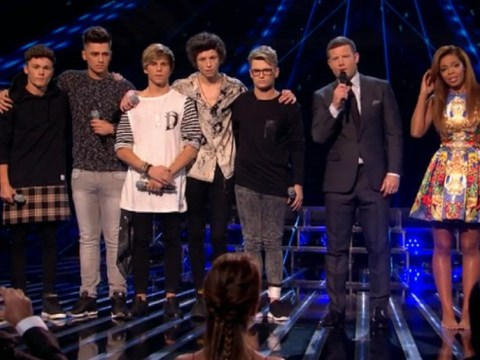 The X Factor 2014 results: Blonde Electra and Overload Generation sent home after double elimination and deadlock