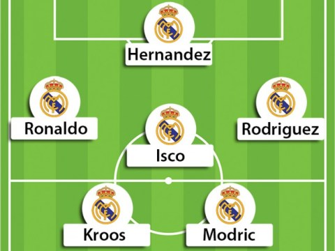 Gareth Bale ruled out of Liverpool Champions League clash – but Real Madrid can still field THIS team