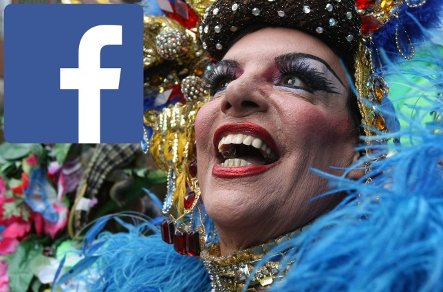 What's in a drag queen's name? Facebook relaxes rules on proper