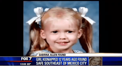 Girl who disappeared 12 years ago set to be reunited with her father
