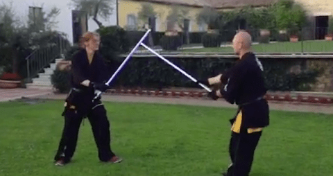 The force is strong in Cheltenham: UK's first Jedi school opens