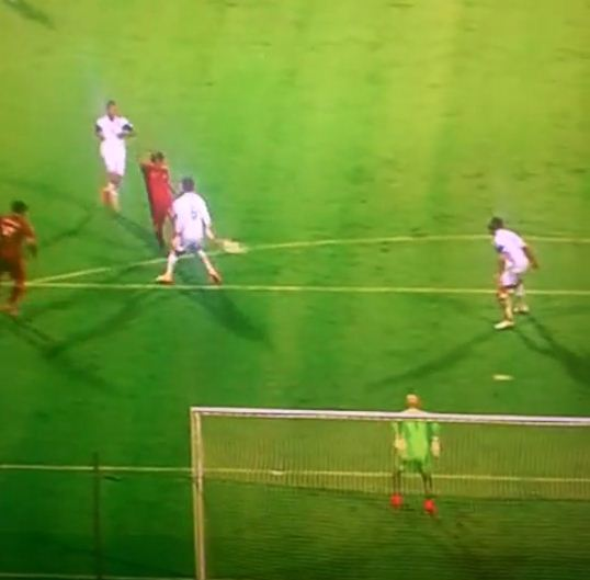 David Silva scores superb goal in Spain's Euro 2016 qualifying win over Luxembourg